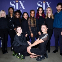 VIDEO: Watch SIX Cast & Creatives on STARS IN THE HOUSE Photo