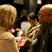 Photo Flash: Inside Opening Night Of PASS OVER At Luna Stage Photo