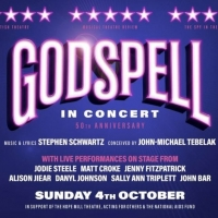 GODSPELL 50th Anniversary Concert Comes To The West End Musical Drive In For A Live S Photo