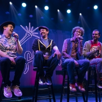 Photo Flash: Lin-Manuel Miranda Makes Guest Appearance in FREESTYLE LOVE SUPREME