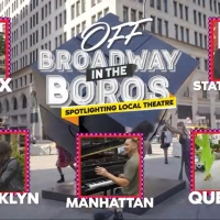 VIDEO: OFF BROADWAY IN THE BOROS: POP-UPS Now Available to View Photo