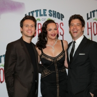 Photo Coverage: Go Inside Opening Night of LITTLE SHOP OF HORRORS with Jonathan Groff, Tammy Blanchard, Christian Borle & More! Photos