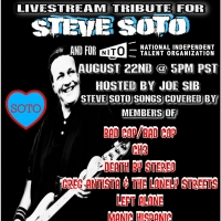 Steve Soto Tribute Livestream Concert To Take Place August 22 Photo