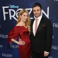 Caissie Levy Has Given Birth to a Baby Girl! Photo