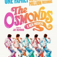 Initial Casting Announced for THE OSMONDS: A NEW MUSICAL Photo