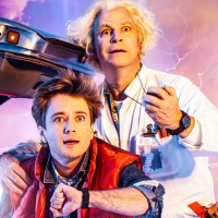 BACK TO THE FUTURE THE MUSICAL to Resume West End Performances This August Photo