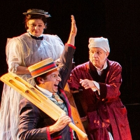 Photo Flast: First Look At The West Coast Premiere of EBENEZER SCROOGE'S BIG SAN DIEG Photo