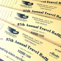 Perseverance Theatre's 37thAnnual Travel Raffle Tickets Are Now on Sale Photo