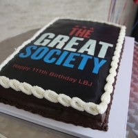 Photo Flash: THE GREAT SOCIETY Launches Broadway Voting Initiative, The Great Society Photo
