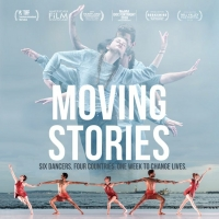 MOVING STORIES New Film Will Be Presented By Battery Dance Photo