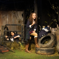 Photo Flash: First Look at Synchronicity Theatre's MAC | BETH