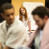 Photo Flash: In Rehearsal For HUSHABYE MOUNTAIN Streaming From Hope Mill Theatre Photo
