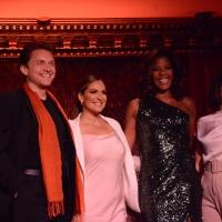 Photo Coverage: Shoshana Bean, Krysta Rodriguez & More Preview Shows at Feinstein's/54 Below