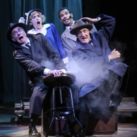 Photo Flash: First Look at TheatreWorks' THE 39 STEPS Photos