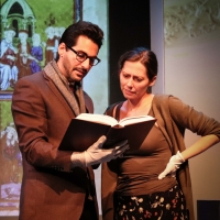 Photo Flash: First Look at Road Theatre Company's THE SPANISH PRAYER BOOK Photos