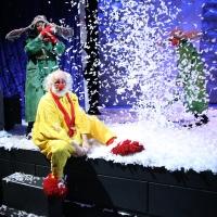 Photo Coverage: Get a Sneak Peek of SLAVA'S SNOWSHOW on Broadway Photo