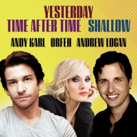 LISTEN: Andy Karl, Orfeh, and Andrew Logan Release a Mashup of Yesterday, Time After  Photo