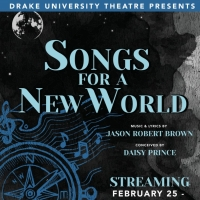 Drake University Theatre Department Presents SONGS FOR A NEW WORLD Photo