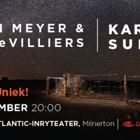 Deon Meyer And Coenie De Villiers' KAROO SUITES Comes To Cape Town's Drive-in Theatre Photo
