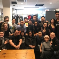 Photo Flash: Constance Wu Visits SOFT POWER Photo