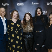 Photo Flash: Daisy Eagan, Skylar Astin, Rachel Bloom, and More Attend Opening Night of FOUND at the Los Angeles Theatre Center