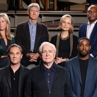 Photo Flash: First Look at the Top-Notch Cast of THE GREAT SOCIETY