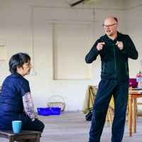 Photo Flash: Inside Rehearsal For THE D-ROAD at The Spode Works in Stoke-on-Trent Photos