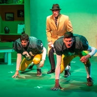 Photo Flash: Take a Look at Firehouse Theatre's Production of  LOMBARDI Photo