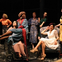 Photo Flash: First Look at Odyssey Theatre Ensemble's FEFU AND HER FRIENDS