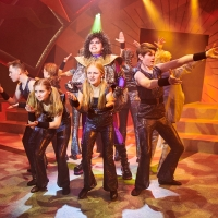 Photo Flash: LEGEND OF ROCK, PAPER, SCISSORS Opens Tonight at First Stage