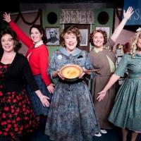 Photo Flash: Meet The Cast of FIVE LESBIANS EATING A QUICHE At Austin City Theat Photos