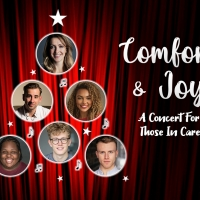 Musical Theatre Performers Bring COMFORT & JOY To Those in Care Photo