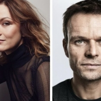 Rachael Stirling and Alec Newman Star in LOVE IN THE LOCKDOWN Photo