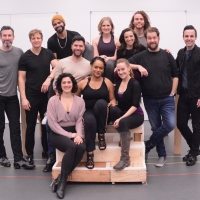 Photo Coverage: The Cast of UNMASKED THE MUSIC OF ANDREW LLOYD WEBBER Meets The Press Photo