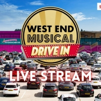 West End Musical Drive In Goes Digital on Stream.Theatre, Featuring Lucie Jones, Layt Photo
