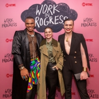Photo Flash: Inside the Premiere For Showtime's WORK IN PROGRESS Photos