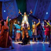 Photos: First Look at JOSEPH AND THE AMAZING TECHNICOLOR DREAMCOAT; Now Playing at th Photo