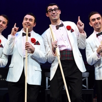 Photo Flash: First Look At FOREVER PLAID At Pittsburgh CLO