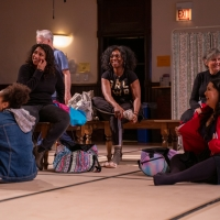 Photo Flash: In Rehearsal With DANCE NATION At Steppenwolf Photo
