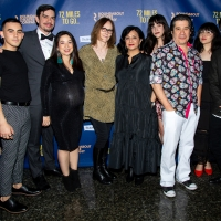 Photo Coverage: Roundabout's 72 MILES TO GO... Opens at the Laura Pels Theatre Photo