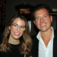 Photos: JIM CARUSO'S CAST PARTY Welcomes Cast Members Of SPEAKEASY Photos
