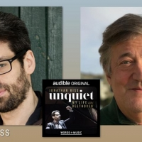 Jonathan Biss and Stephen Fry Discuss Anxiety and The Arts In Virtual Conversation Pr Photo