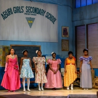 Photo Flash: First Look at SCHOOL GIRLS; OR THE AFRICAN MEAN GIRLS PLAY at Pitts Photos