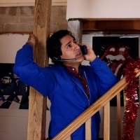 Photos & Video: First Look at  Maulik Pancholy in FULLY COMMITTED Photo