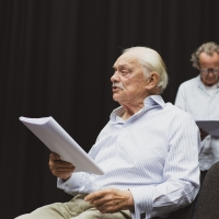 Photo Flash: In Rehearsal For A COLD SUPPER BEHIND HARRODS at Oxford Playhouse Photos