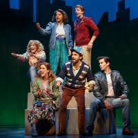 KINKY BOOTS, FALSETTOS and More Get Zoom Backgrounds Courtesy of Jujamcyn! Photo