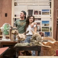 Photo Flash: Inside Rehearsal For APPROPRIATE at the Donmar Warehouse