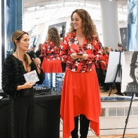 Photo Flash: Melissa Errico Performs At The Purist Holiday Party At BCBGMAXAZRIA On F Photo