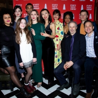 Photo Coverage: Inside Opening Night of Atlantic Theatre Company's ANATOMY OF A SUICIDE Photos