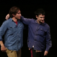 Photo Coverage: Inside Opening Night of SEA WALL/ A LIFE, Starring Jake Gyllenhaal and Tom Sturridge